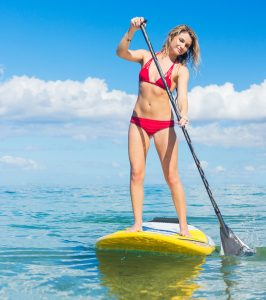 Coral Beach Paddle Board